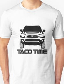Taco Time- Toyota Tacoma 2nd Gen T-Shirt