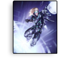 Ezreal Pulsefire - League of Legends Canvas Print