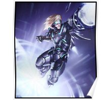 Ezreal Pulsefire - League of Legends Poster