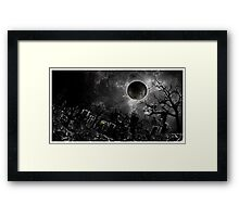The Beauty in Decay Framed Print
