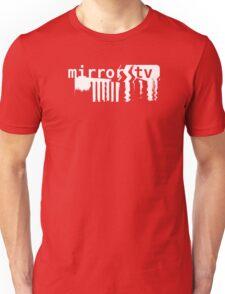mirror tv Unisex T-Shirt