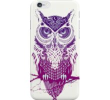 OWL TRIBAL iPhone Case/Skin
