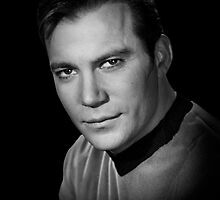 CAPTAIN KIRK by Daniel-Hagerman