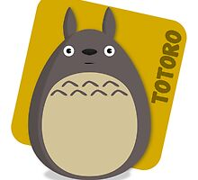 Little Totoro ! by Paul Gautier