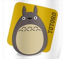 Little Totoro ! Poster