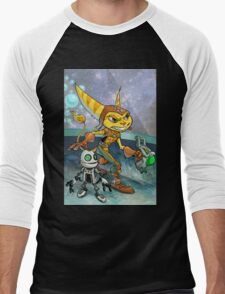 Ratchet and Clank Men's Baseball ¾ T-Shirt