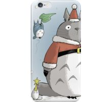 My Totoro Christmas ! [UltraHD] iPhone Case/Skin