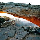 Mesa Arch by Randy Brown