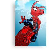 Spider-Ham Metal Print