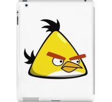Quick Yellow AngryBird ! [UltraHD] iPad Case/Skin