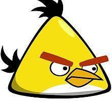 Quick Yellow AngryBird ! [UltraHD] by Paul Gautier