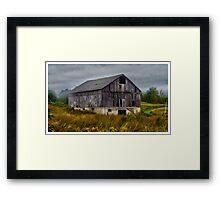 Trafalgar Farm - www.jbjon.com Framed Print