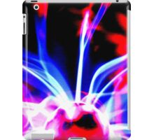 Purple plasma  iPad Case/Skin