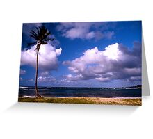 Puerto Rico Greeting Card
