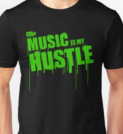 ghettostar music hustle DGREEN Unisex T-Shirt