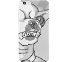 What Do You Mean No Biscuits ? iPhone Case/Skin