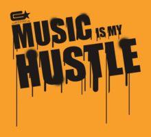 ghettostar music hustle BLACK by ghettostar