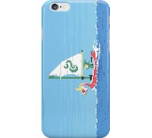 King of Red Lions iPhone Case/Skin