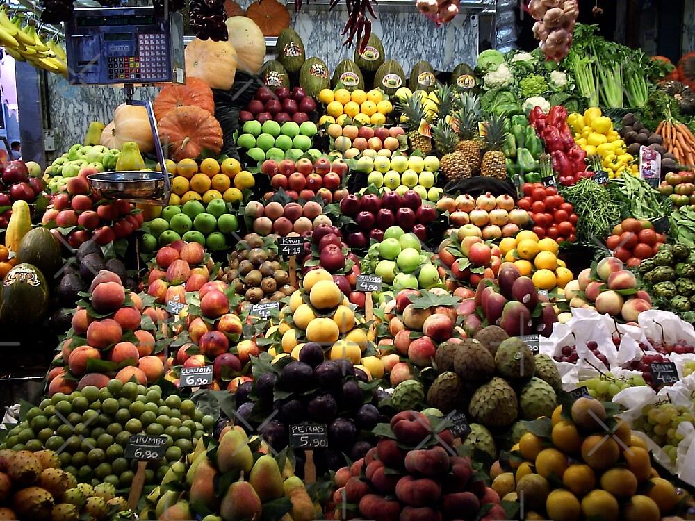 Fruit & Veg by ScarlettRose