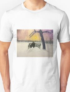 Lonely Sunset  T-Shirt