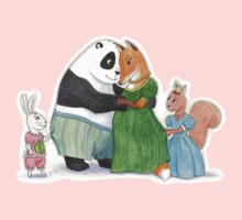 Animal family Kids Clothes