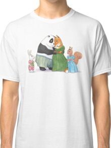 Animal family Classic T-Shirt