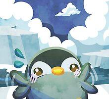 Cute Penguin by marishop