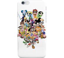 My Childhood - Cartoon Network Characters iPhone Case/Skin