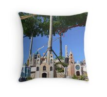 Beauty in Death  Throw Pillow