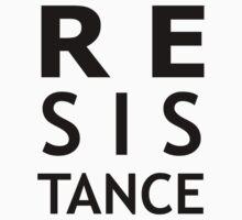 Resistance (black) by ArcticAldun