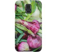 Farmers Market Red Onions Samsung Galaxy Case/Skin