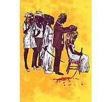 Kill Bill Gang  Photographic Print