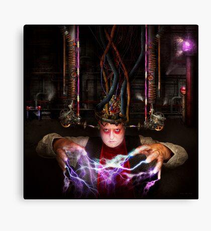 Cyberpunk - Mad skills Canvas Print