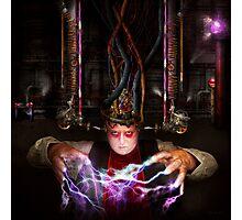 Cyberpunk - Mad skills Photographic Print