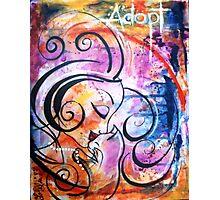 Cat Adoption Advocate Original Design Loralai Photographic Print