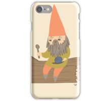 Hungry Gnome iPhone Case/Skin