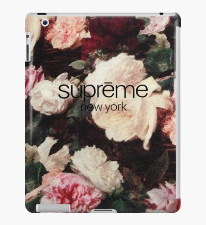 Supreme PCL Media Cases, Pillows, and More. iPad Case/Skin