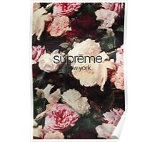 Supreme PCL Media Cases, Pillows, and More. Poster