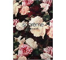 Supreme PCL Media Cases, Pillows, and More. Photographic Print
