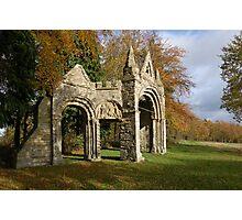 Shobdon Arches,Herefordshire Photographic Print