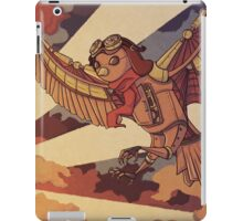 Robotic Bird iPad Case/Skin