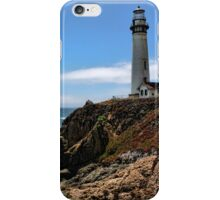 Pigeon Point Lighthouse iPhone Case/Skin