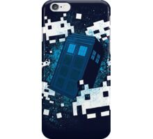 Invaders of Space and Time iPhone Case/Skin