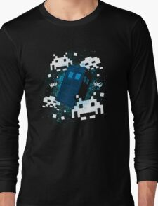 Invaders of Space and Time Long Sleeve T-Shirt