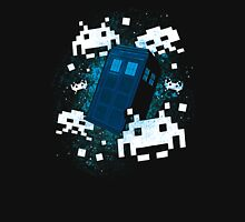 Invaders of Space and Time T-Shirt