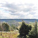 The Valley Below by HELUA
