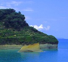 Corfu by Tom Gomez