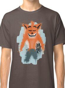 Lab Rat Crash Classic T-Shirt