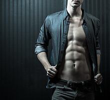 Model Adam Michael, January by EmeraldRaindrop