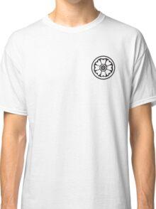 White Lotus Badge Classic T-Shirt